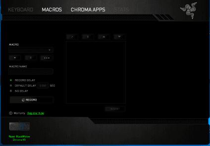 Razer BlackWidow Chroma V2, Razer BlackWidow Chroma V2 – Recensione