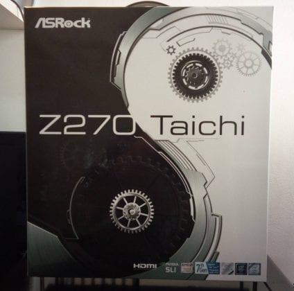 z270 taichi, ASRock Z270 Taichi – Recensione