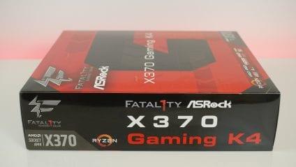 ASRock Fatal1ty X370 Gaming K4 – Recensione