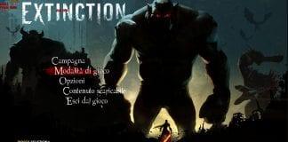 Extinction recensione PC, Come gira…Extinction? – Recensione e analisi tecnica della versione PC