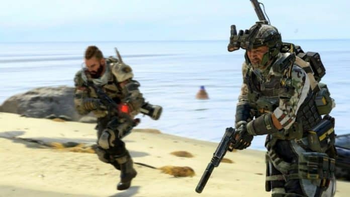 Call of Duty: Black Ops 4 - multiplayer specialisti