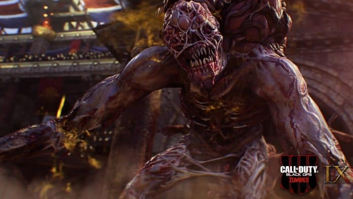 Black Ops 4 zombie mutato
