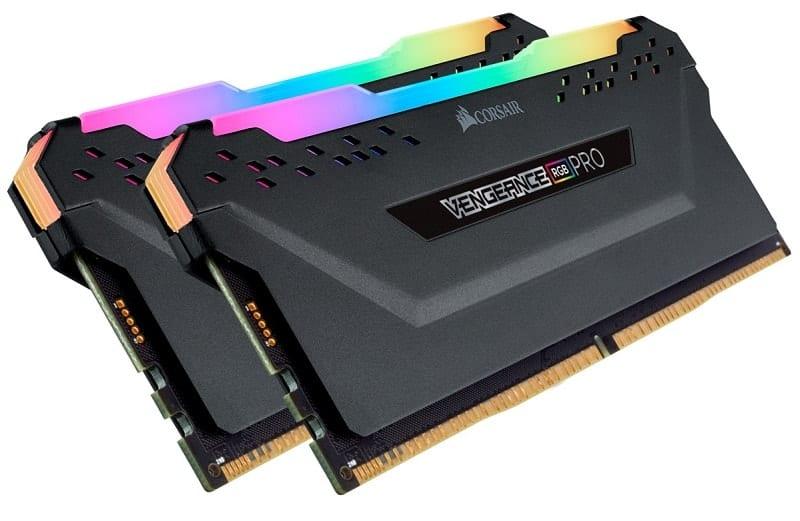 CORSAIR presenta la memoria record DDR4 VENGEANCE LPX da 4.866 MHz