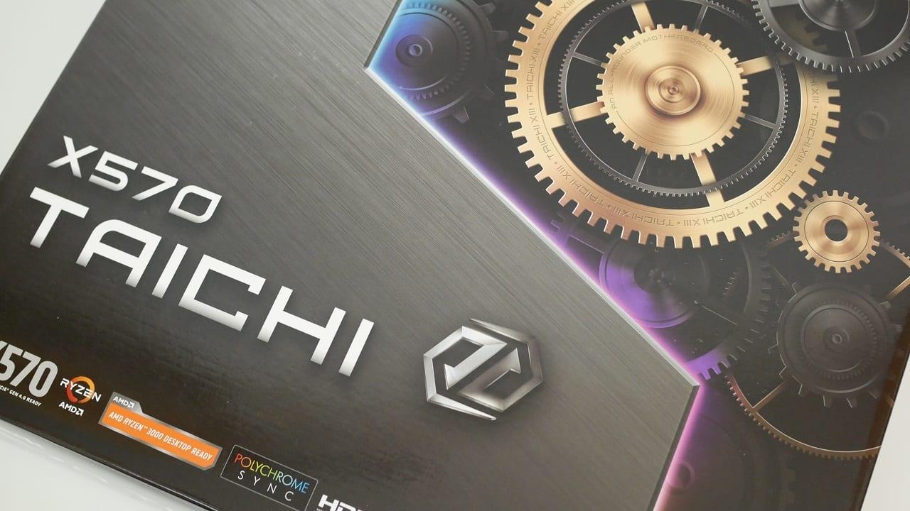 , ASRock X570 Taichi – Recensione