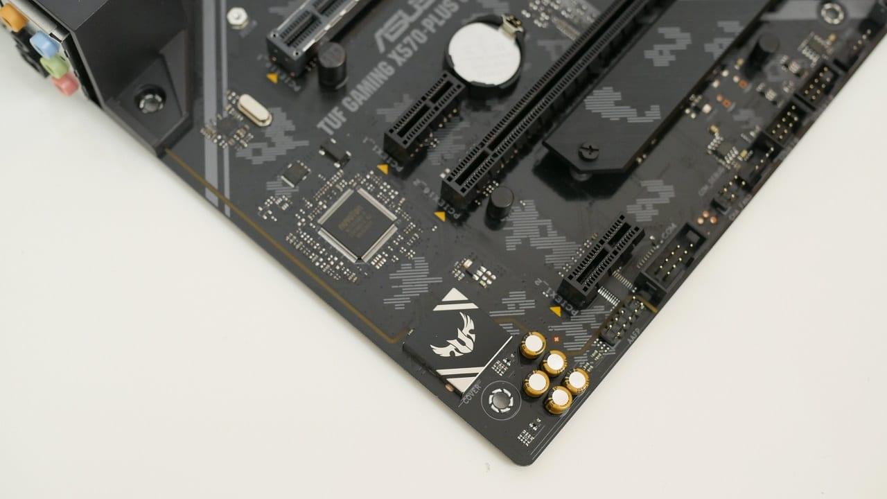 , ASUS TUF GAMING X570-PLUS (WI-FI) – Recensione