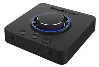 Disponibile Sound Blaster X3, la prima Sound Blaster con Super X-Fi
