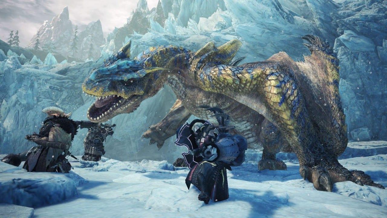 , L'espansione di Monster Hunter World, Iceborne, uscirà su PC a gennaio 2020