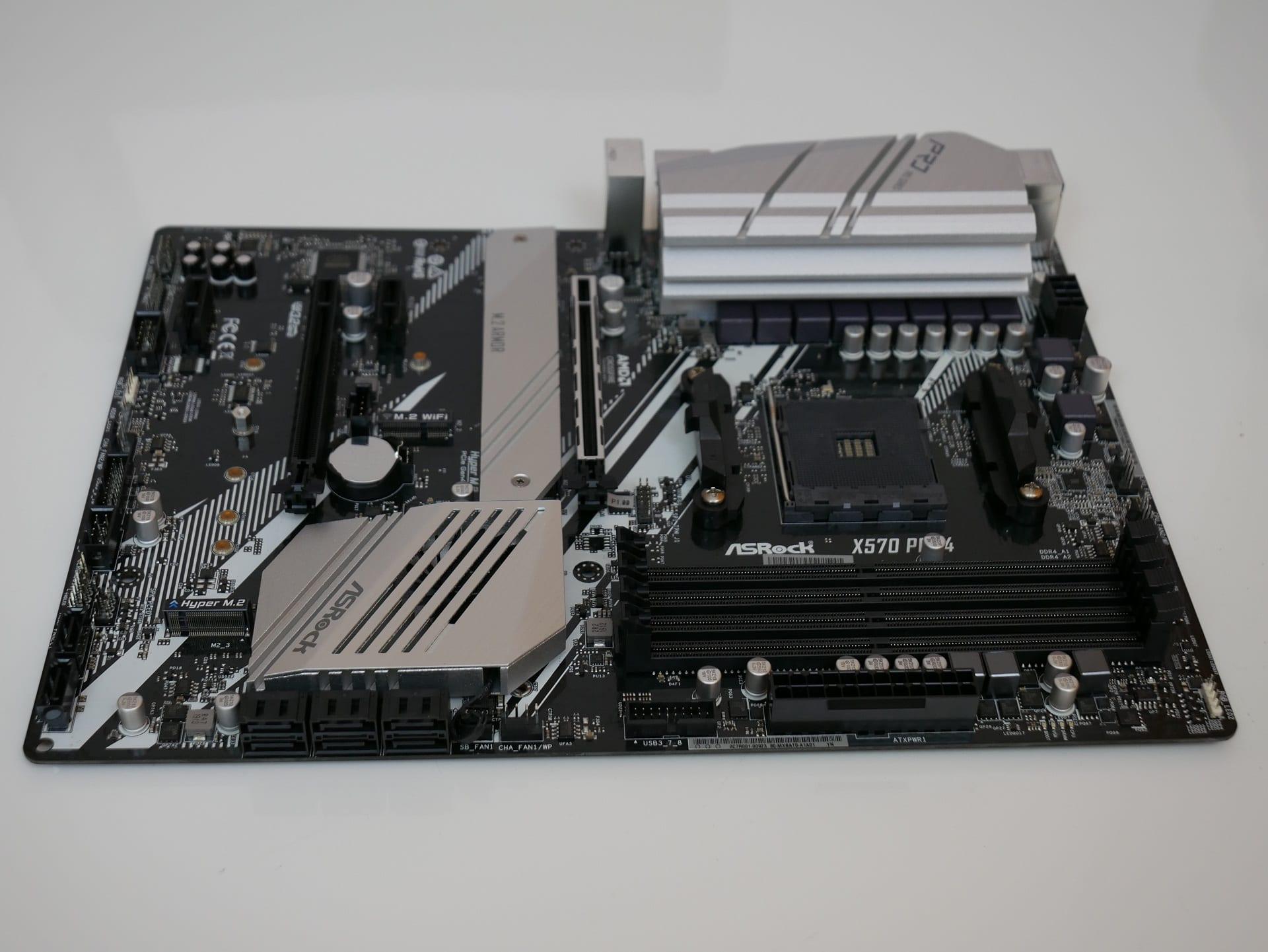 , ASRock X570 Pro 4 – Recensione