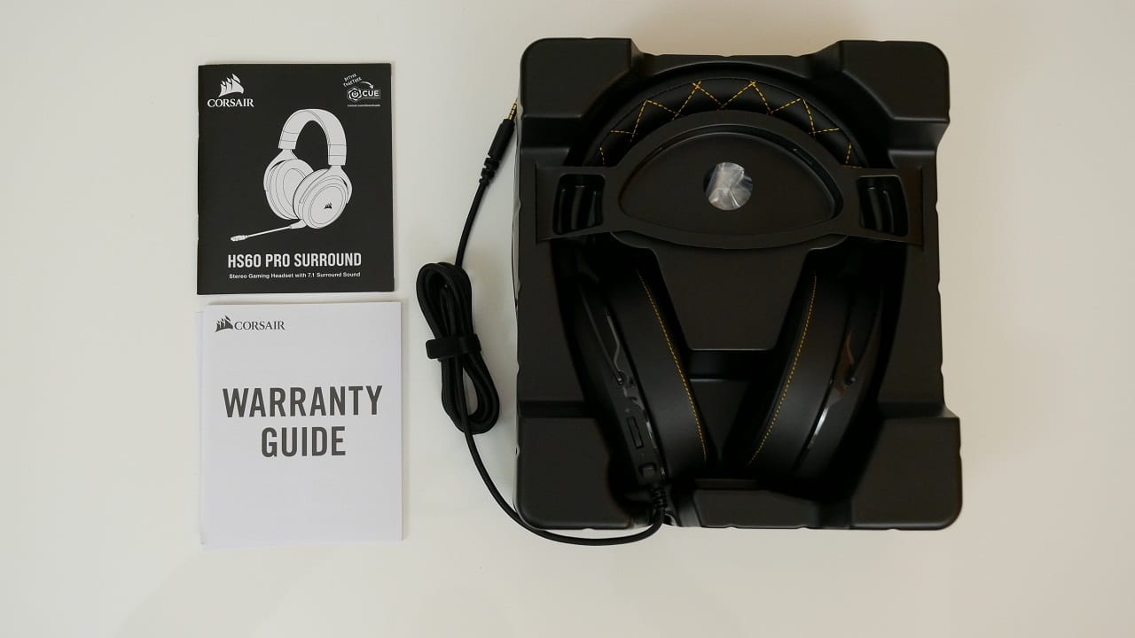 Corsair HS60 PRO – Recensione headset gaming Surround 7.1