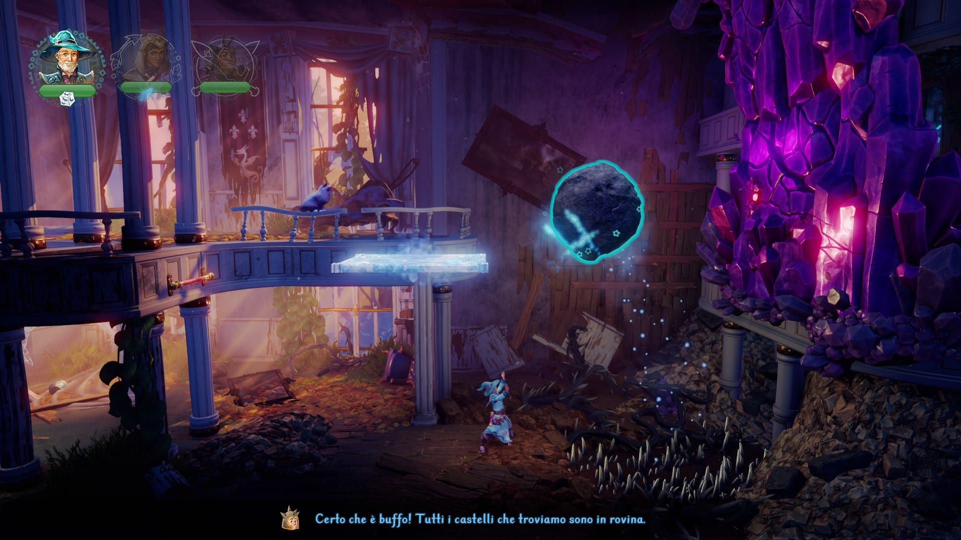 , Trine 4: The Nightmare Prince – Recensione