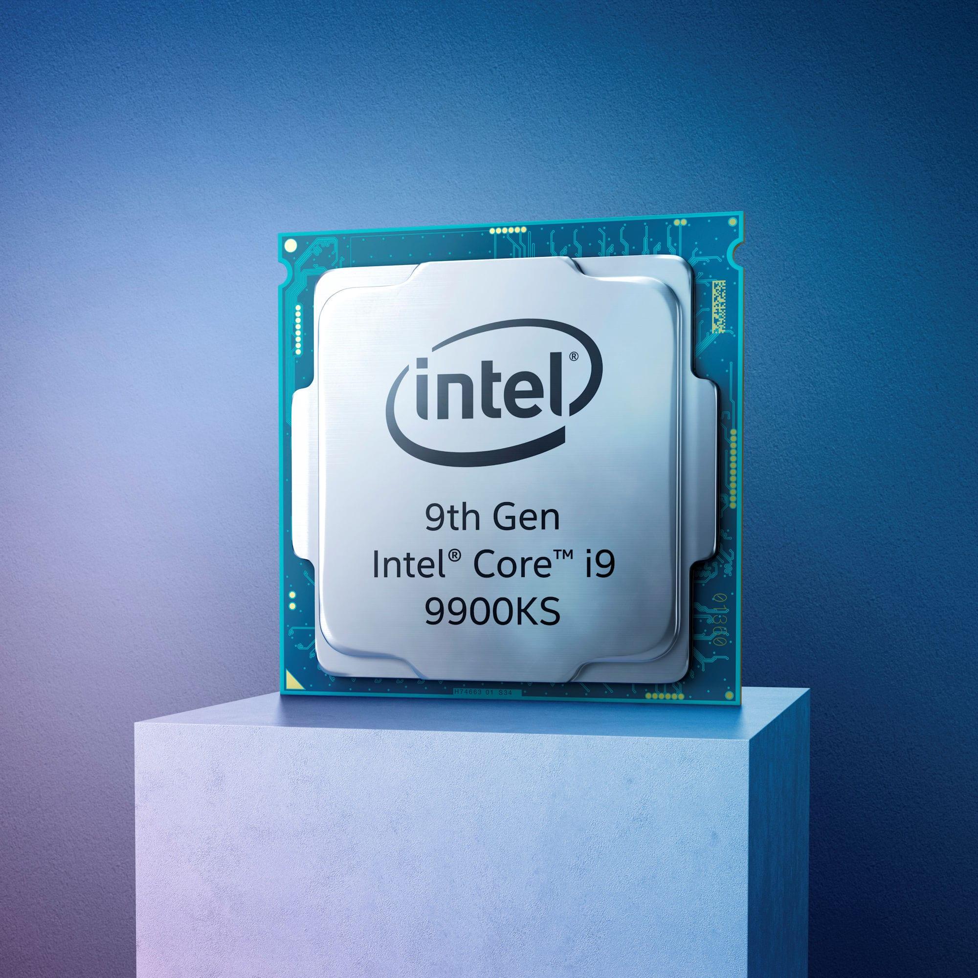 , Lanciato il nuovo Intel Core i9-9900KS Special Edition