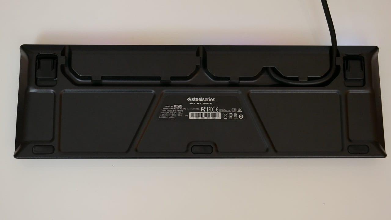 , Steelseries Apex 7 Tastiera Meccanica – Recensione