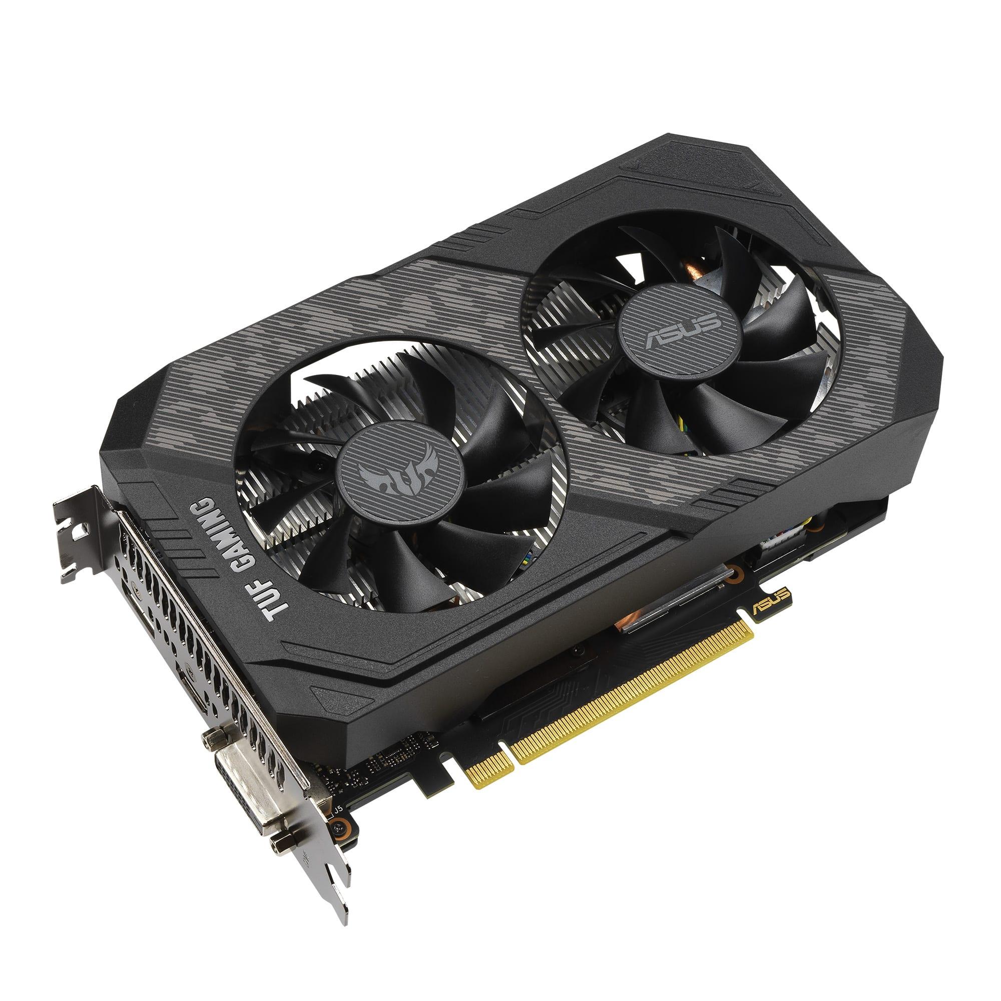 , ASUS: tutte le nuove schede GeForce GTX 1660 e 1650 SUPER