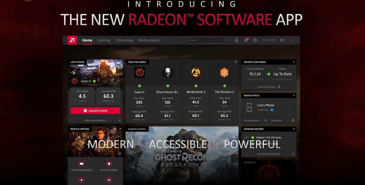 , AMD annuncia i driver Radeon Software Adrenalin 2020 Edition
