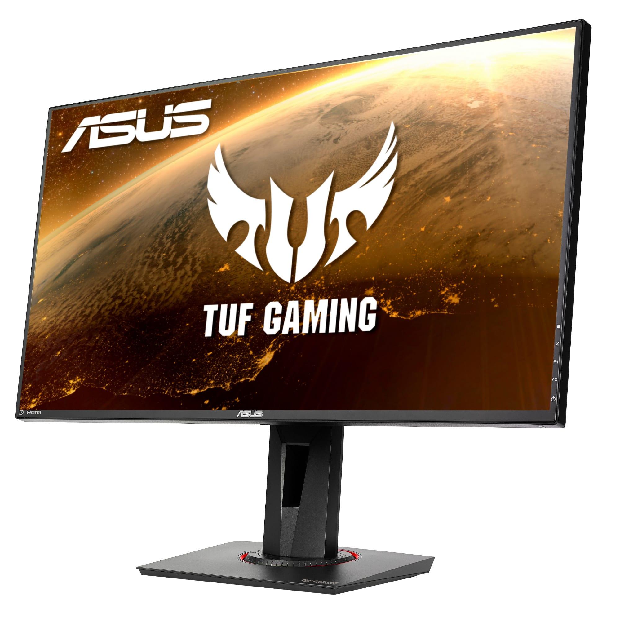 ASUS annuncia i monitor TUF VG279QM, VG259QM a 280Hz e ROG Strix XG279Q a 170HZ con tecnologia FastIPS