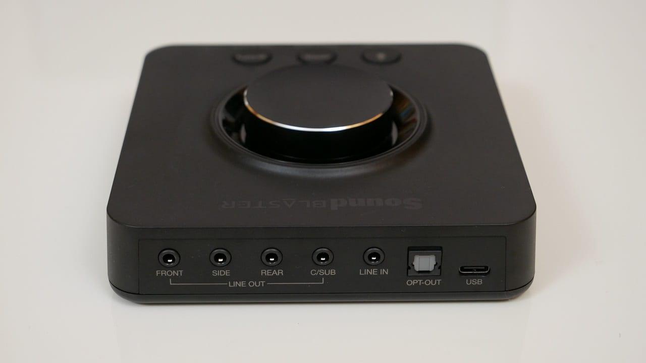 Creative Sound Blaster X3 – Recensione