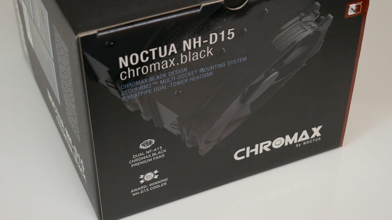 Noctua NH-D15 Chromax Nero – Recensione