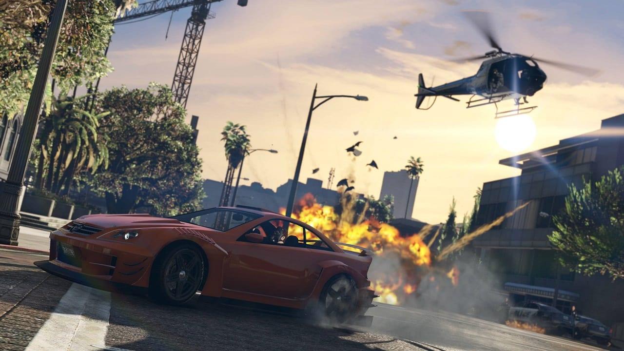 Grand Theft Auto 5 gratuito sull'Epic Games Store; i server causa traffico elevato non hanno retto