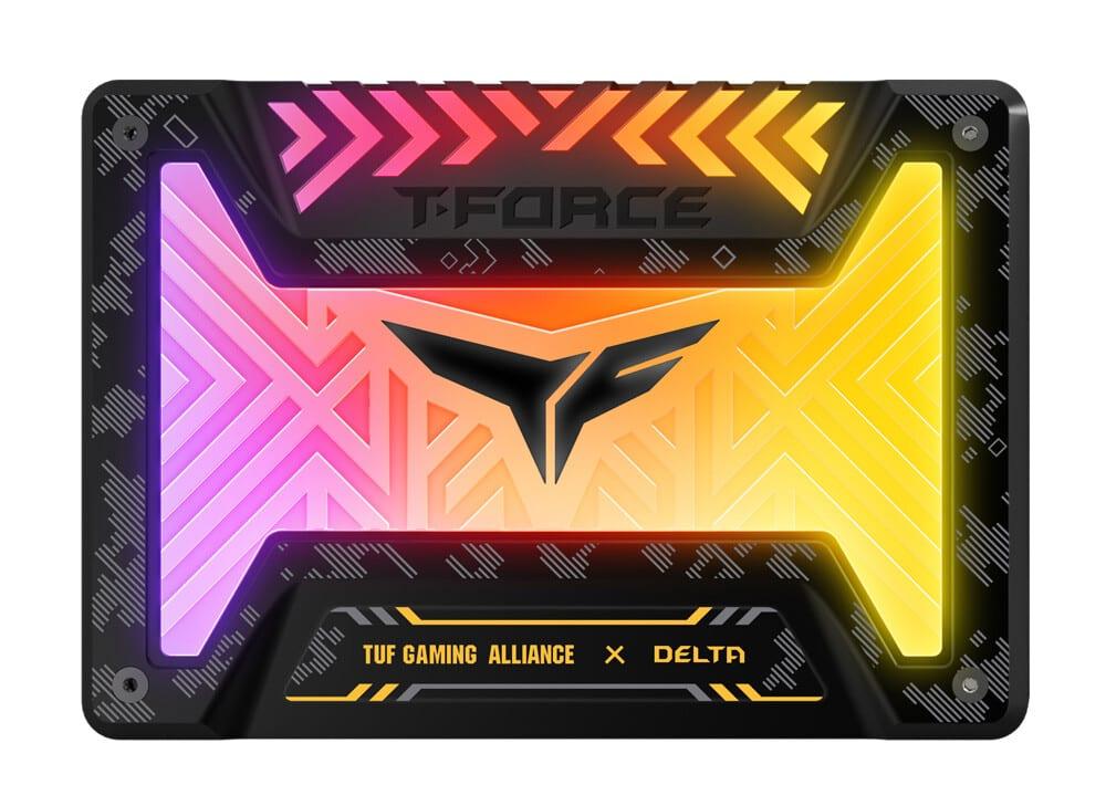 Team Group annuncia la collaborazione con ASUS TUF Gaming per SSD