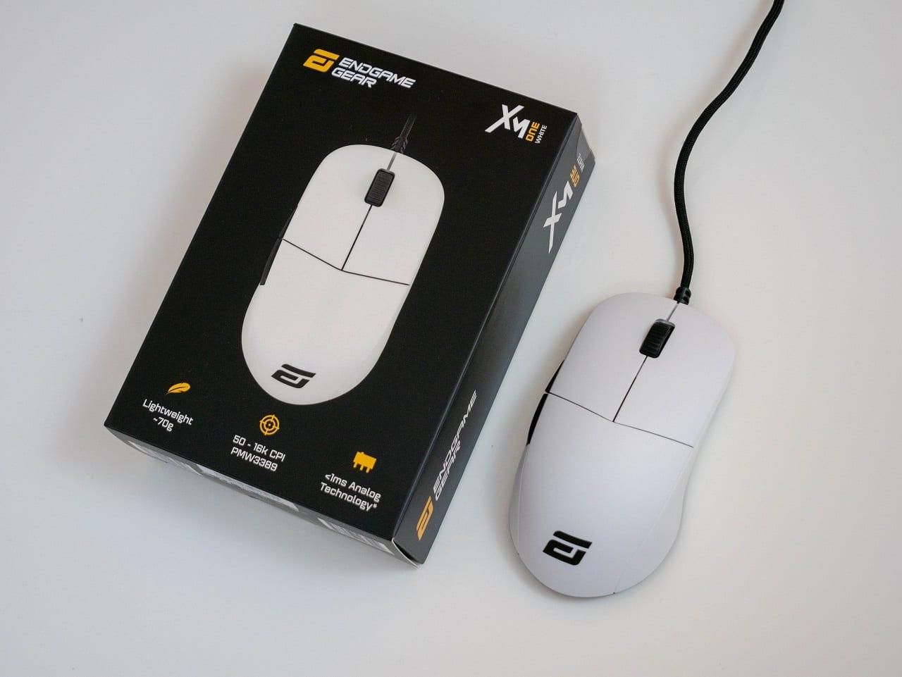 Endgame Gear XM1 Bianco – Recensione Mouse Ultraleggero