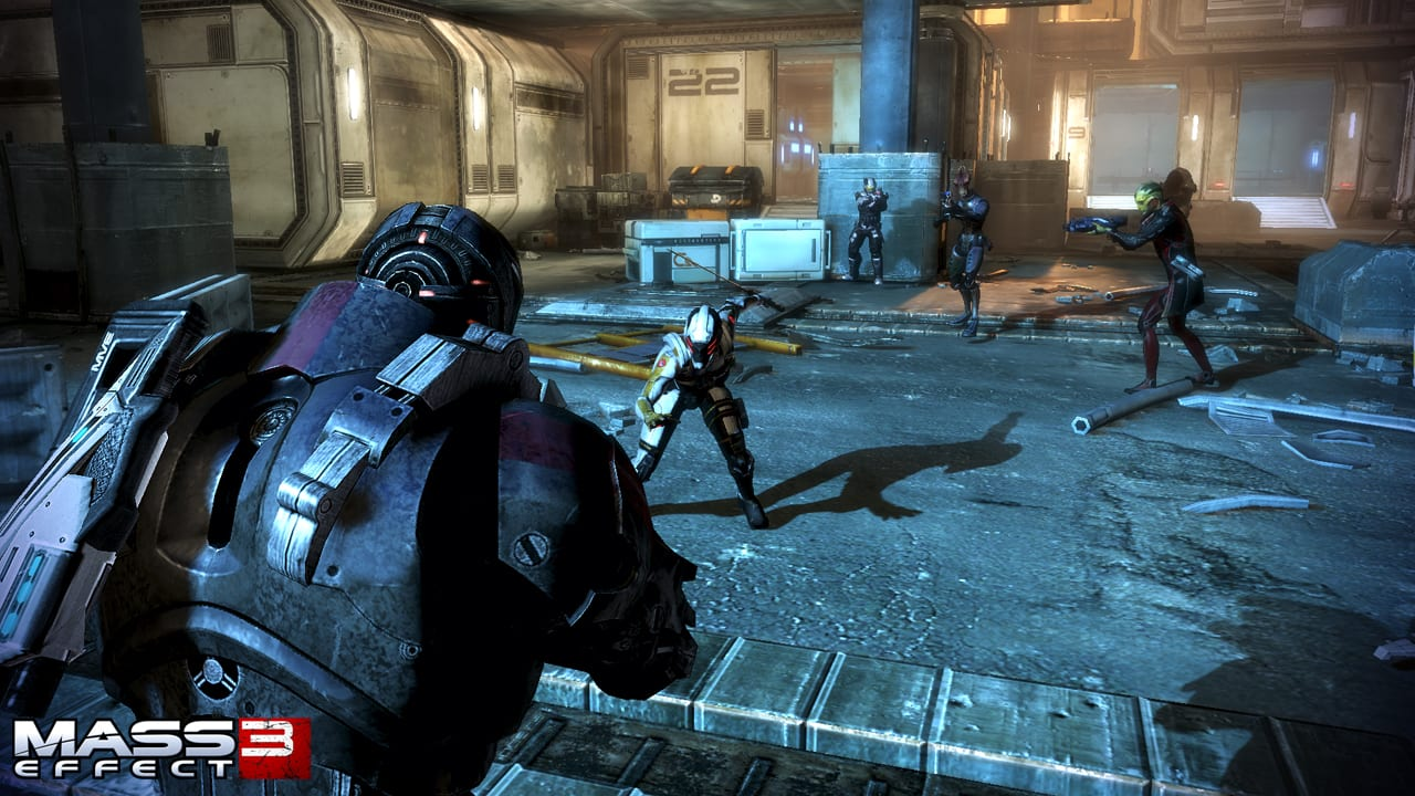 L'overlay di Origin sta causando problemi di performance a Mass Effect 3 su Steam