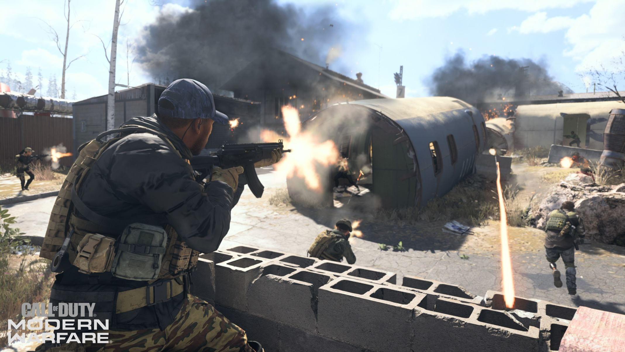 Ecco la Stagione 4 di Call of Duty: Modern Warfare