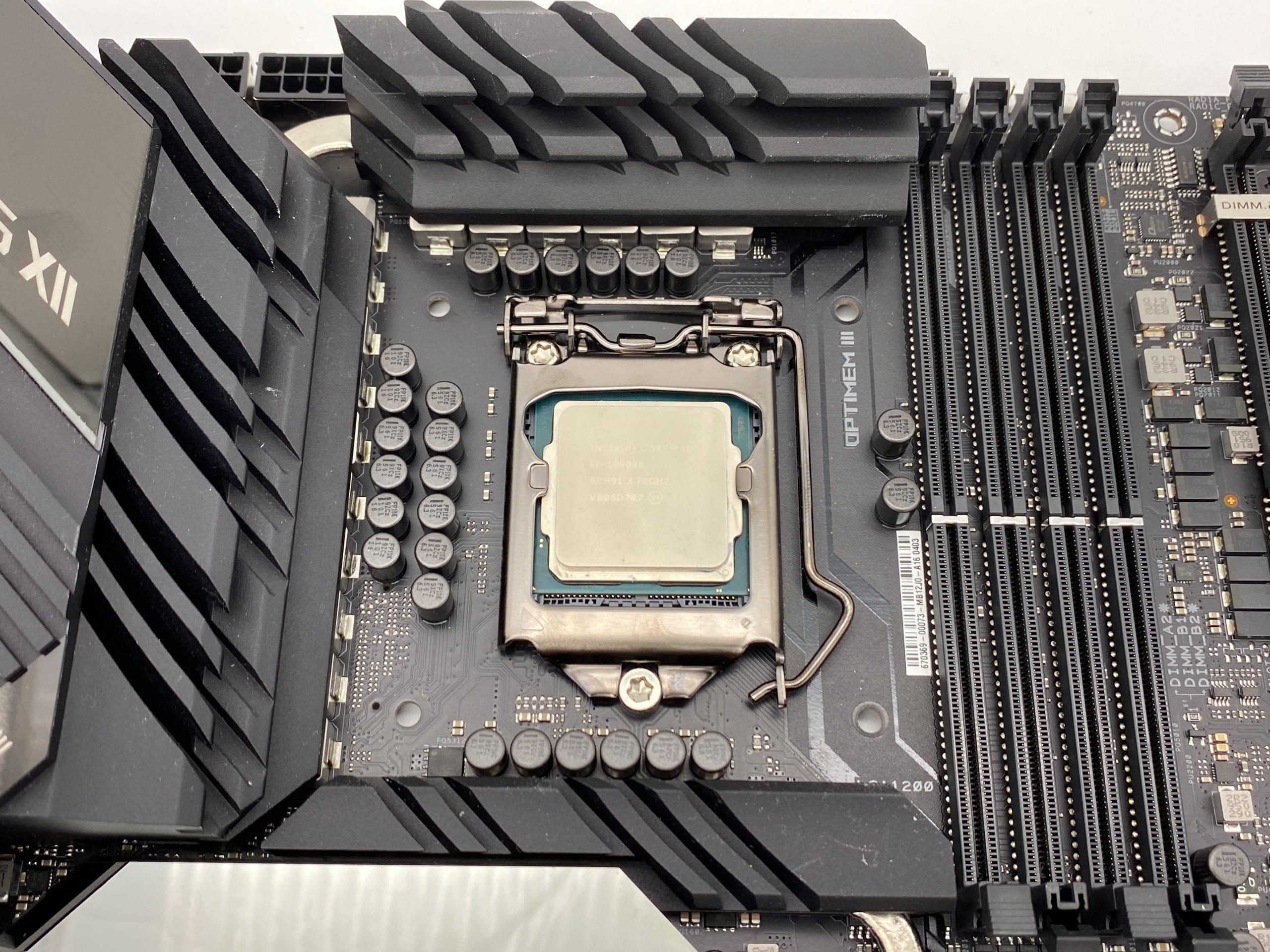 Intel Core i9-10900K Recensione – Il top di gamma Comet Lake