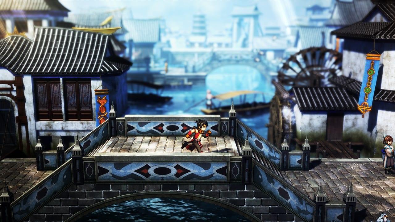 Dai creatori di Suidoken, in arrivo Eiyuden Chronicle: Hundred Heroes su Kickstarter