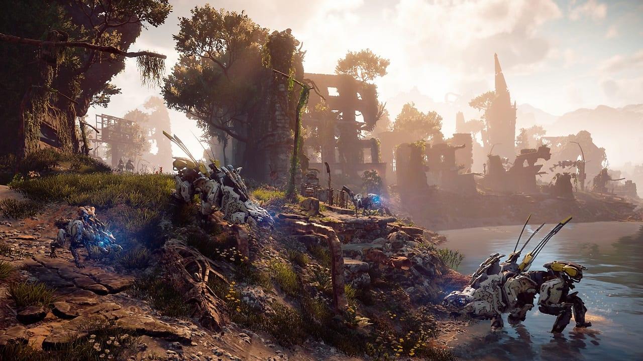 Svelati i requisiti PC ufficiali di Horizon: Zero Dawn