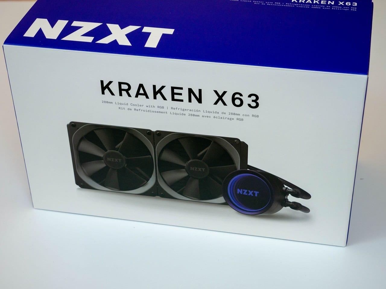 NZXT Kraken X63 Recensione – Un dissipatore a liquido sempre spettacolare