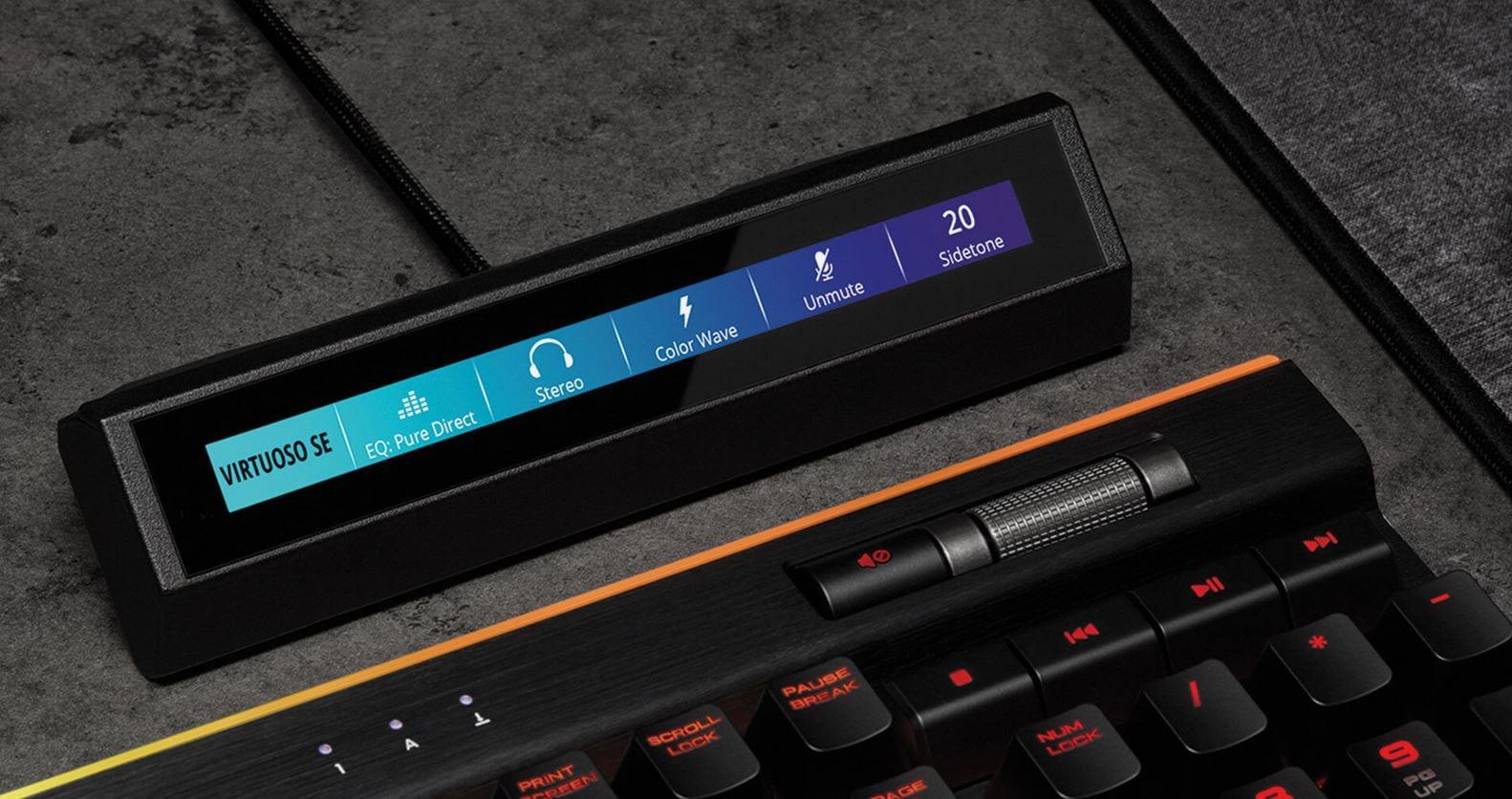 CORSAIR iCUE NEXUS Recensione – Un sorprendente monitor touch-screen