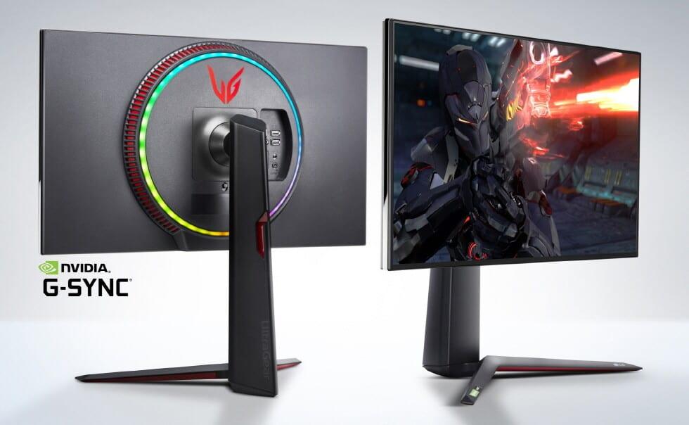 LG lancia il monitor UltraGear 27GN950 4K 144Hz Nano IPS