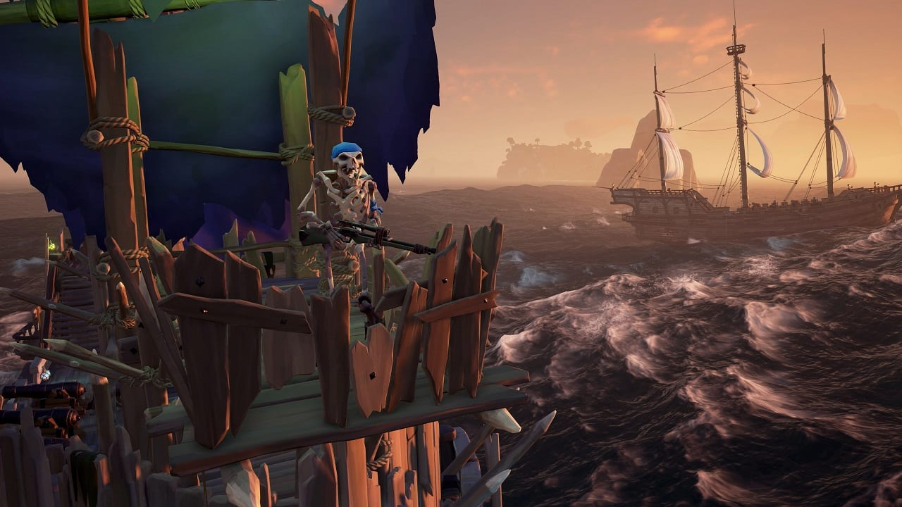 Sea of Thieves su Steam ha raggiunto la quota di un milione di copie vendute