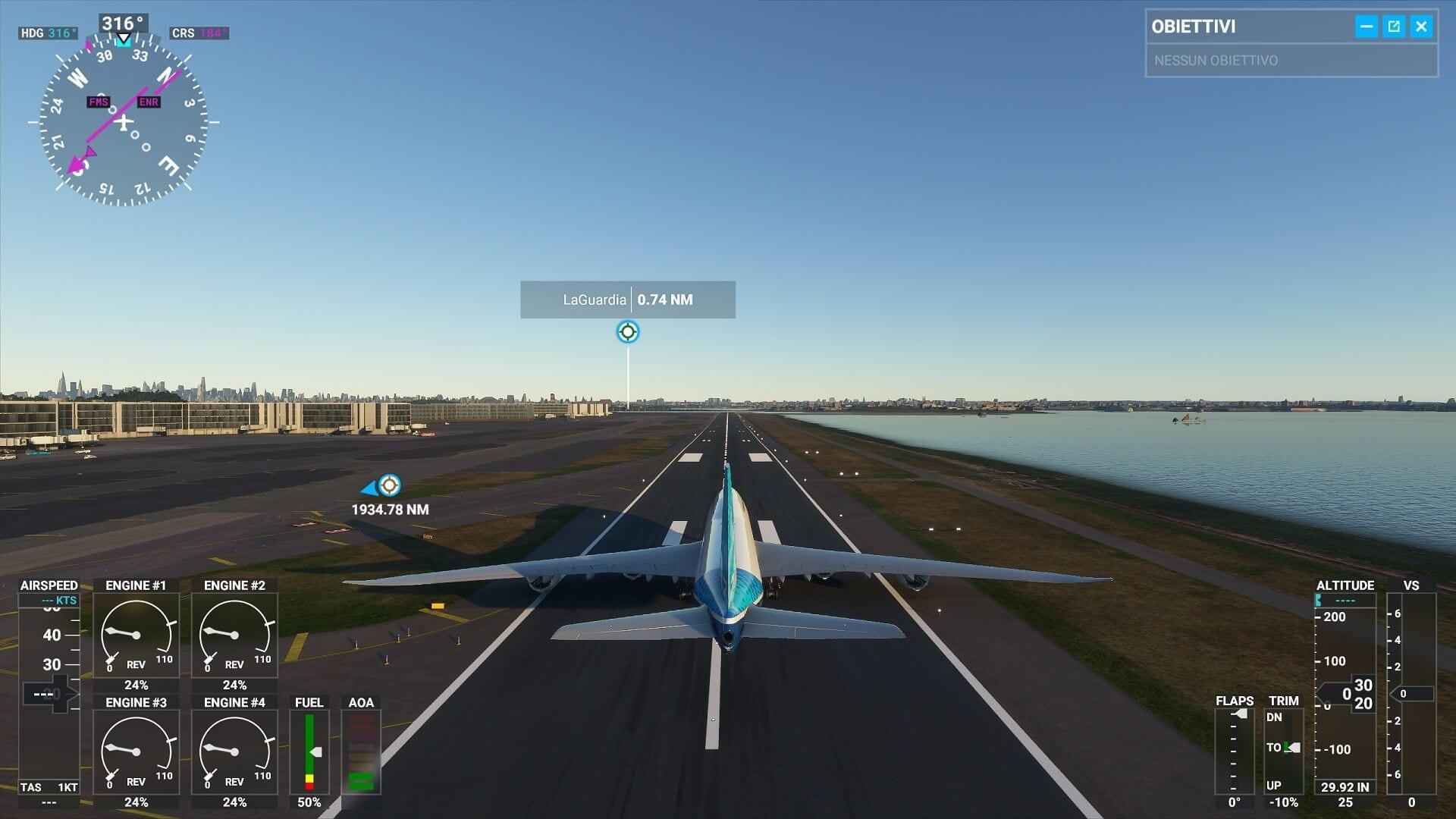 Microsoft Flight Simulator 2020 – Recensione Come Gira