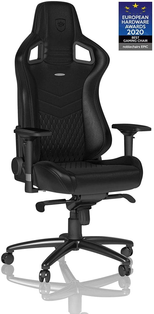 Noblechairs Epic in pelle vera