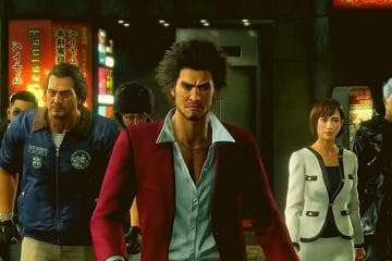 Yakuza Like a Dragon data uscita