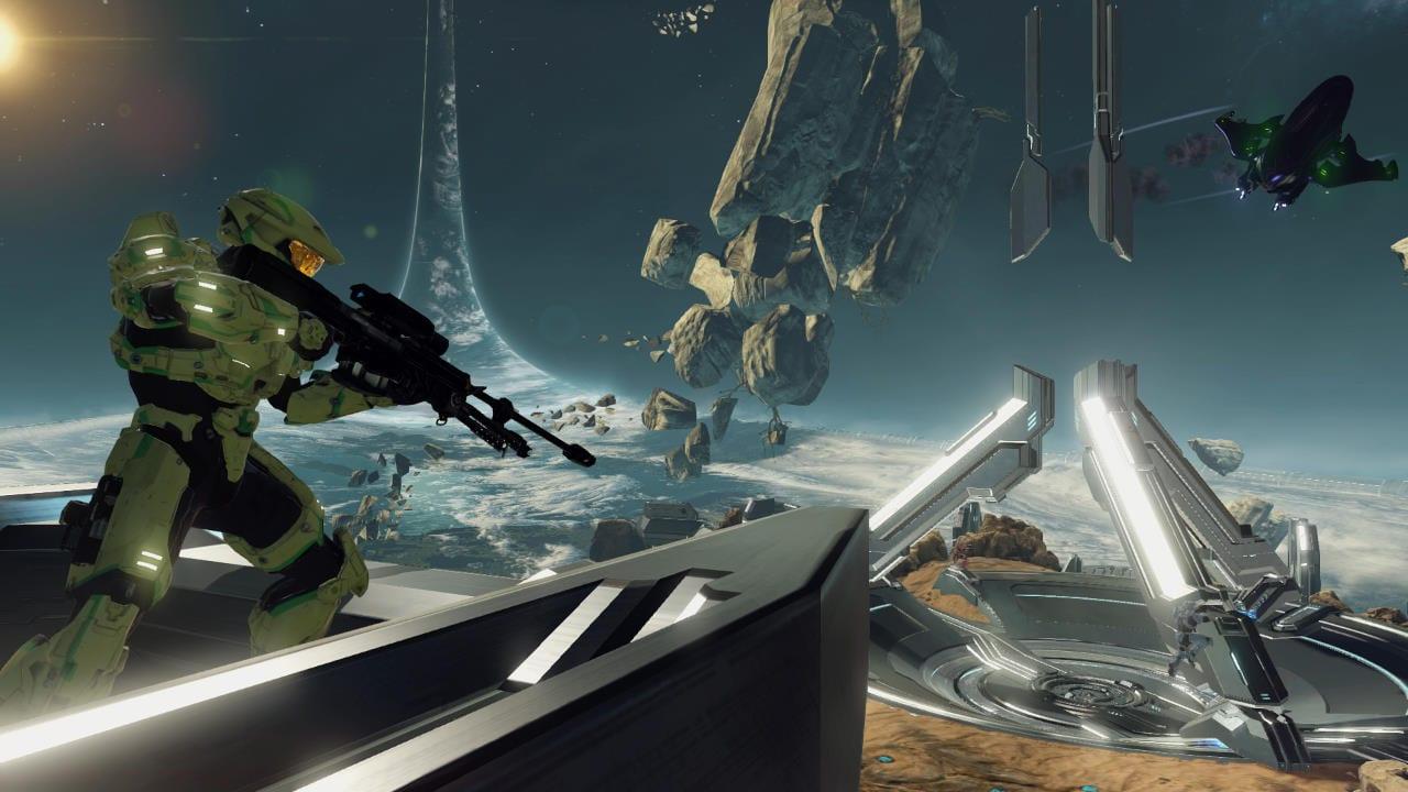 Halo: The Master Chief Collection riceverà il supporto alle mod e al cross-play