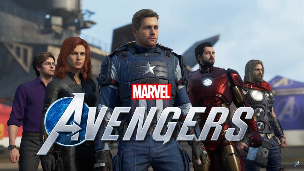 marvel avengers open beta