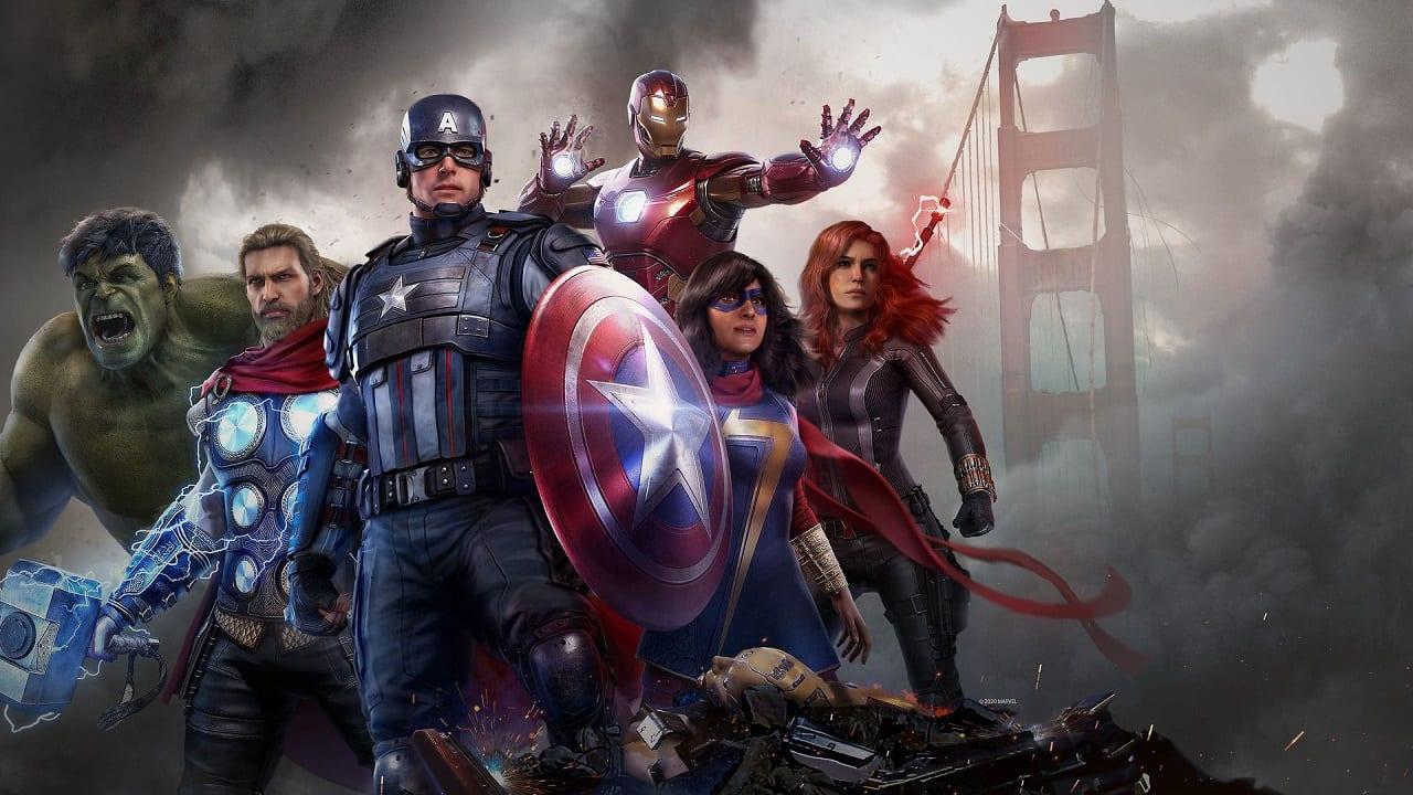 Marvel's Avengers: il personaggio di Spider Man sarà esclusivo per la versione PlayStation