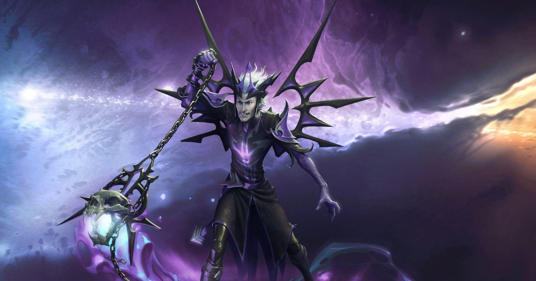 magic legends necromante