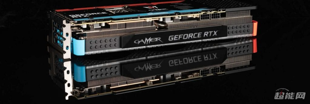 GALAX GeForce RTX 3090 GAMER con un design simile ai LEGO