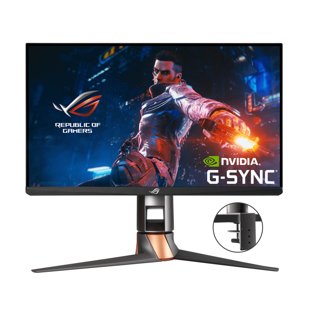ROG Swift PG259QN – Disponibile il monitor 360Hz