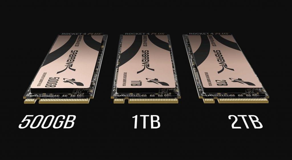 Sabrent Rocket 4 Plus, gli SSD PCie 4.0 più veloci dei Samsung 980 Pro