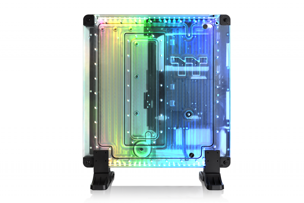 Thermaltake DistroCase 350P – Un case completamente trasparente