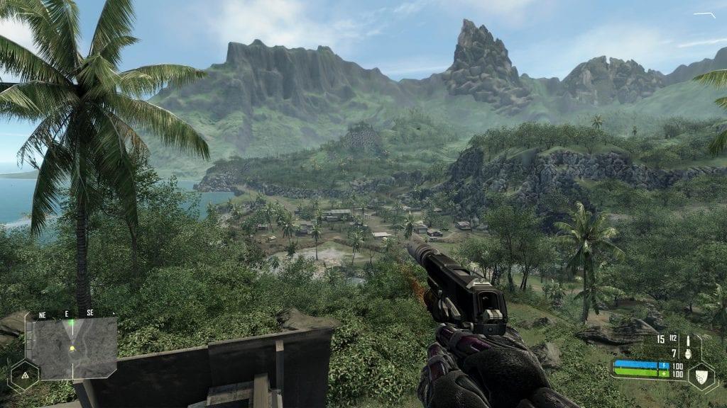 Ecco il primo screenshot di Crysis Remastered in 4K e con impostazioni grafiche al massimo