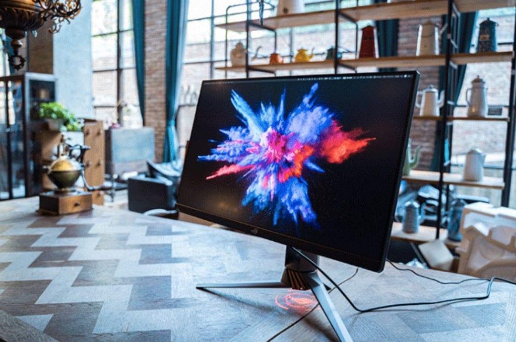 ASUS ROG PG32UQX il nuovo monitor 4K 144Hz Mini-LED