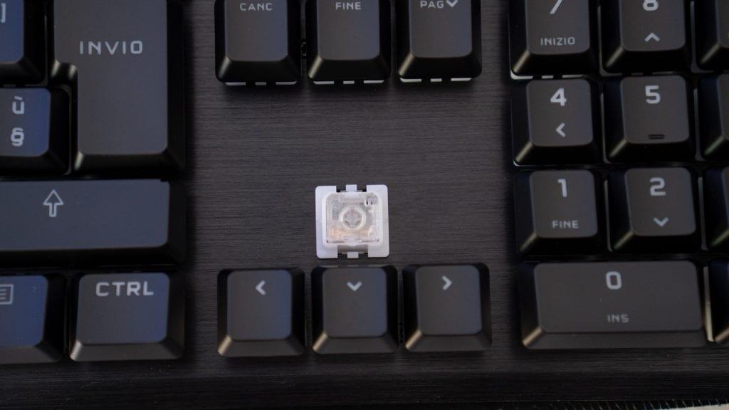 Corsair K60 RGB Pro Recensione – La prima tastiera Cherry MX Viola