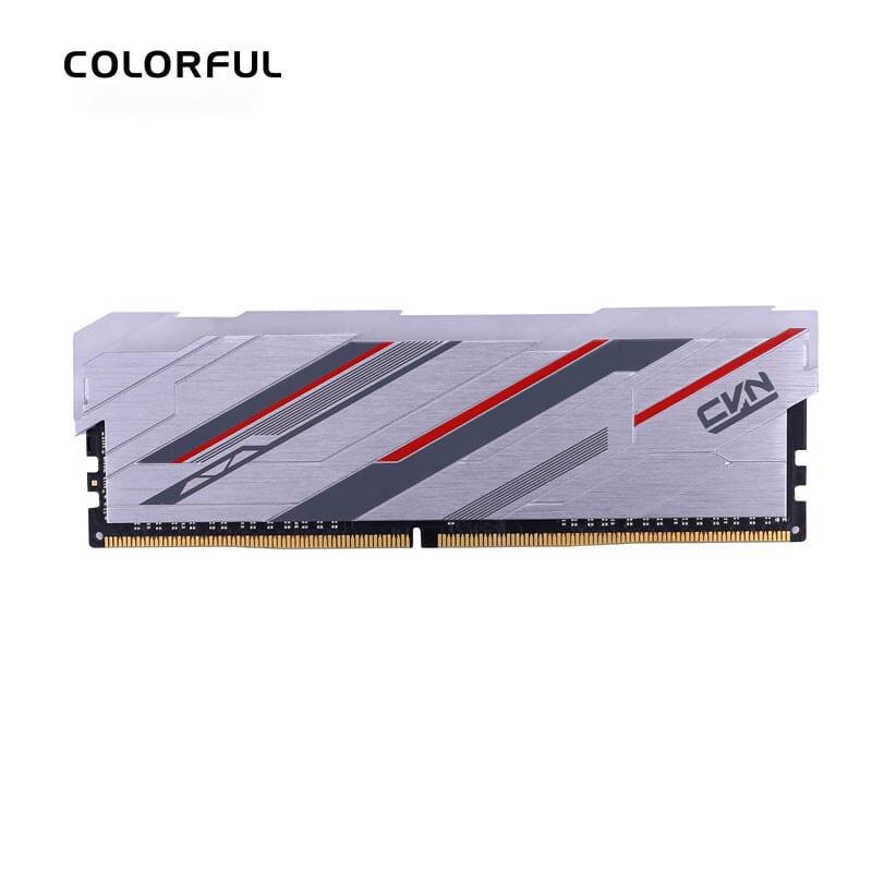 COLORFUL lancia le memorie DDR4 CVN Guardian e WARHALBERD