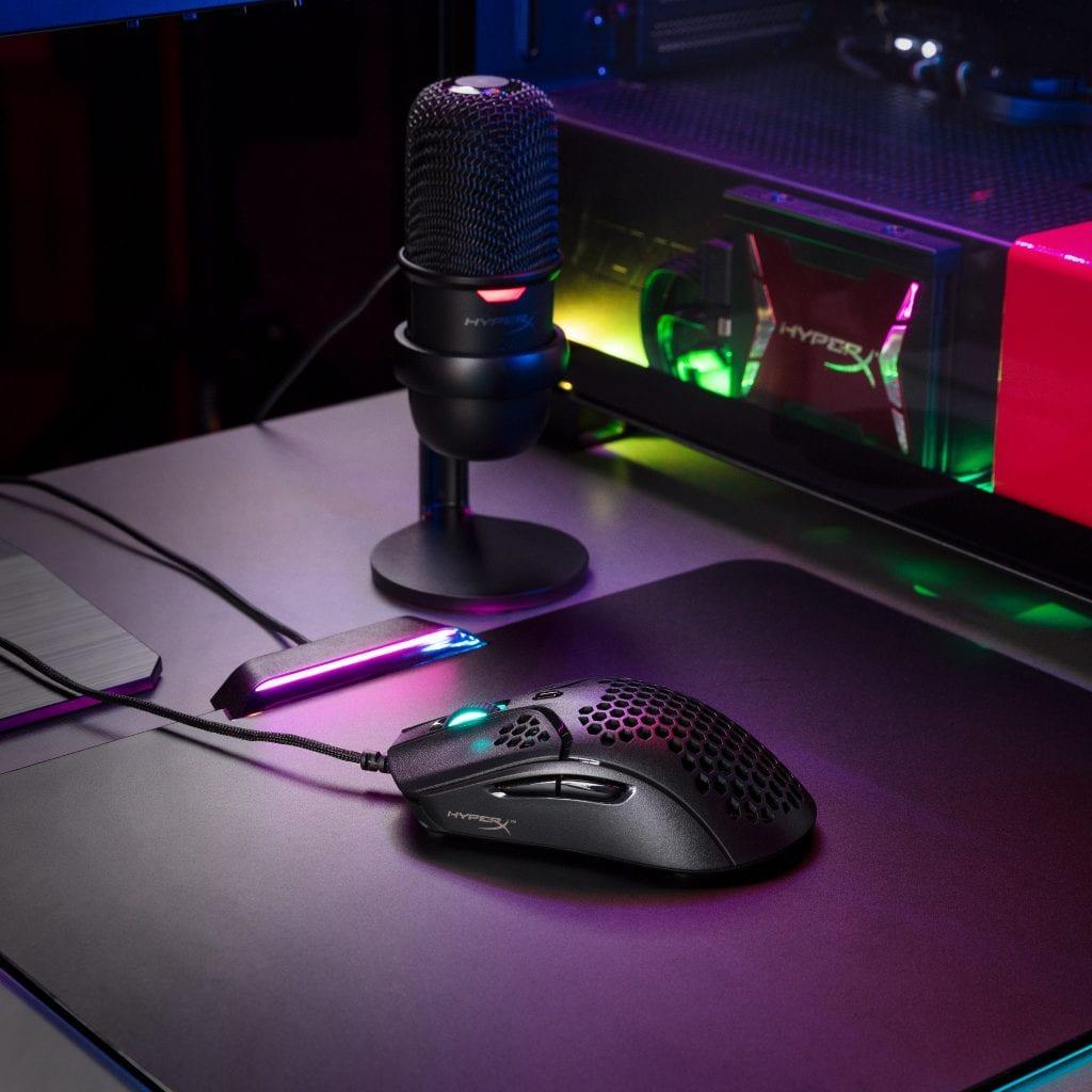 HyperX Pulsefire Haste, il nuovo mouse Ultra-Leggero