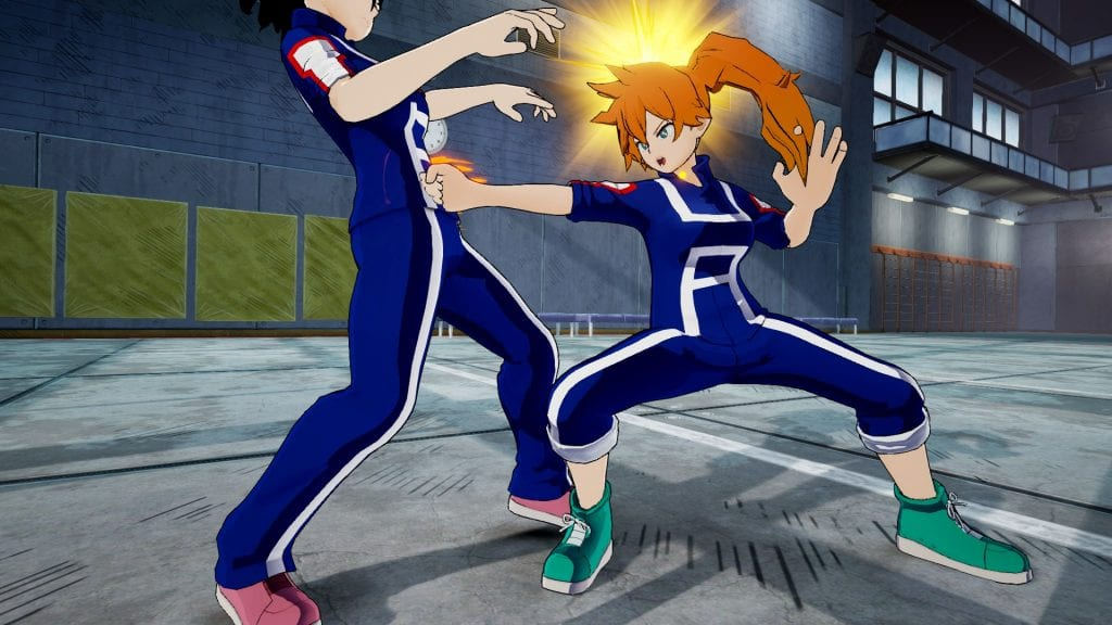 Itsuka Kendo arriva in MY HERO ONE'S JUSTICE 2
